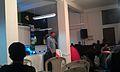 Navas M Meeran, Eastern group talking to entrepreneurs in Weekend at Startup Village.jpg