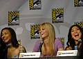 Naya Rivera, Heather Morris & Jenna Ushkowitz (4852988274).jpg