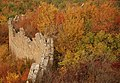 Naziyu Great Wall in autumn colours - panoramio.jpg