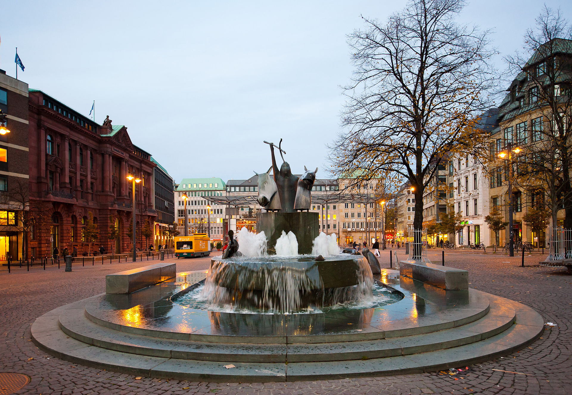 neptunbrunnen bremen wikipedia. Black Bedroom Furniture Sets. Home Design Ideas
