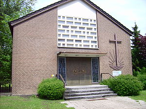 New Apostolic Church - New Apostolic Church in Dortmund-Lanstrop