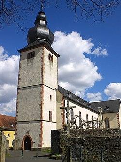 Neuenberg; St. Andreas