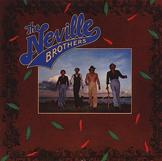 The Neville Brothers American rhythm and blues, soul, and funk band