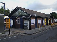 New Eltham stn building.JPG