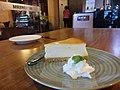 New York Cheese Cake, Mr. Brown Café Bade Store 20190813a.jpg