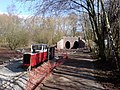 New tunnel on the Echill's Wood Railway - geograph.org.uk - 1195150.jpg