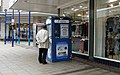 Newspaper Kiosk, Scunthorpe High Street - geograph.org.uk - 560224.jpg