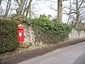 Newton Stacey, postbox No. SO20 22 - geograph.org.uk - 1163553.jpg