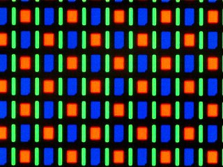 AMOLED display technology for use in mobile devices and televisions