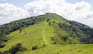 Ngong Hills - Image: Ngong Hills Kenya