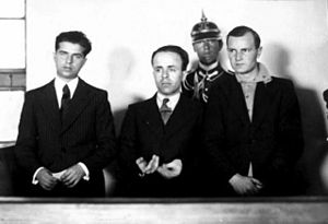 Iron Guard death squads - The Nicadori on trial