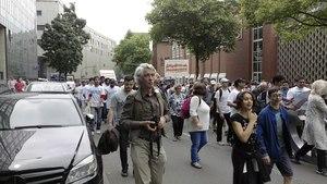 File:NichtMitUns Friedensmarsch in Köln.webm