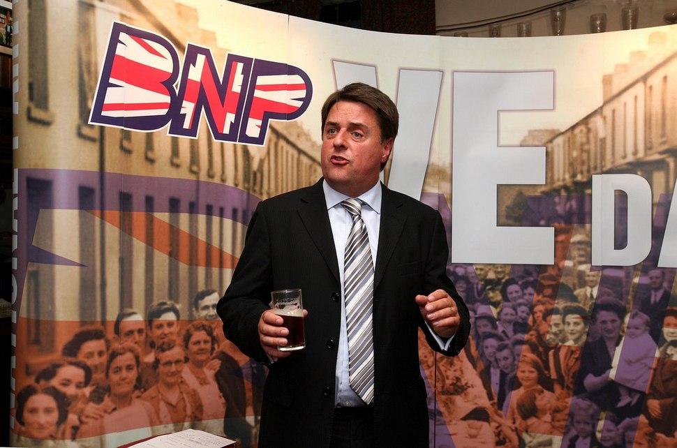 Nick griffin bnp from flickr user britishnationalism