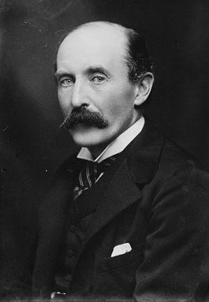 Arthur Nicolson, 1st Baron Carnock - Sir A. Nicolson, British Ambassador to Russia