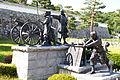 Nihonmatsu Shonentai Manifestation Monument 20100625.jpg