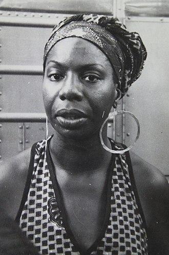 Nina Simone - Nina Simone in 1969