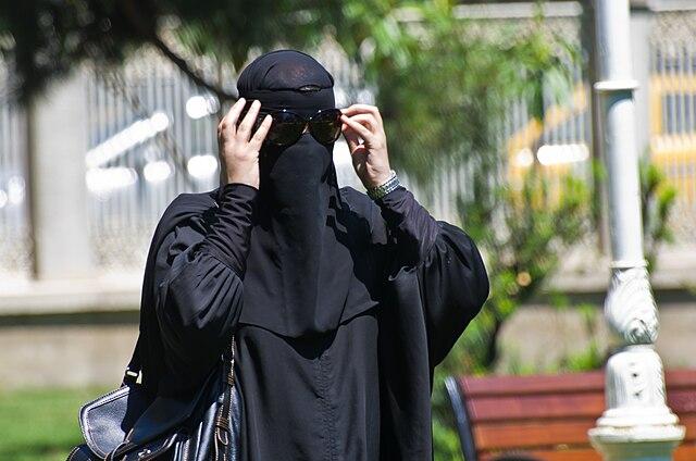 Министерство юстиции Дании решило запретить носить в общественных местах не только бурки, но и маски и накладные бороды