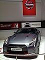 Nissan GT-R Nismo, GIMS 2014 (Ank Kumar, Infosys) 01.jpg