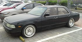 Nissan Laurel C34 01 China 2015-04-18.jpg