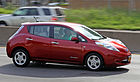 Nissan Leaf on Cross Island Parkway cropped.jpg