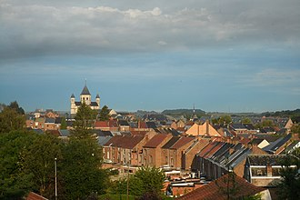 Nivelles - Image: Nivelles 2011