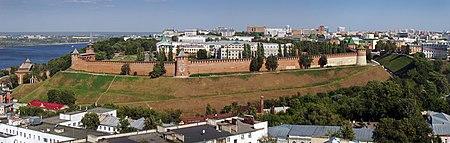 Nizhny Novgorod Kremlin 2011