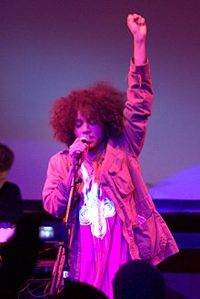 Nneka (singer) - Wikipedia