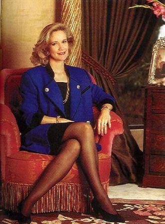 Nohra Puyana Bickenbach - Nohra Puyana in 1993 by Mauricio Mendoza for Cromos.