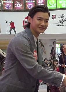 Shūhei Nomura Japanese actor