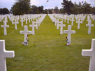 Normandy cemetery01