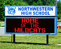 Northwestern HS Digital Display.jpg