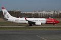 Norwegian (Ole Bull livery), LN-NOC, Boeing 737-81Q (16269191930).jpg