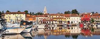 Novigrad, Istria County - Panorama of Novigrad