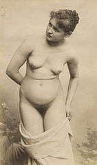 Nude with white cloth ca. 1890.jpg