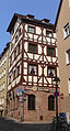 Nuremberg - old house.JPG