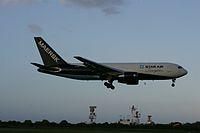 OY-SRP - B762 - European Air Transport