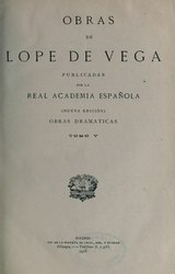 Español: Obras de Lope de Vega