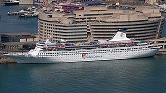 MS Formosa Queen - Image: Ocean Pearl (cropped)