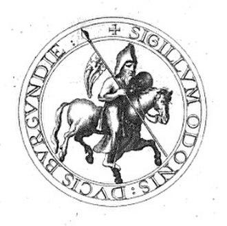 Odo I, Duke of Burgundy - Image: Odo I