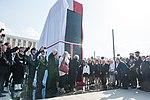 Odsłonięcie Pomnika Ofiar Tragedii Smoleńskiej 2010 przez rodziny ofiar.jpg