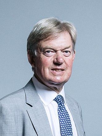David Tredinnick (politician) - Image: Official portrait of David Tredinnick crop 2