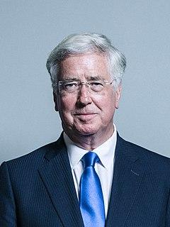 Michael Fallon British politician