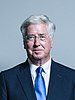 Official portrait of Sir Michael Fallon crop 2