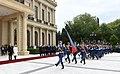 Official welcoming ceremony was held for Croatian President Kolinda Grabar-Kitarovic 16.jpg