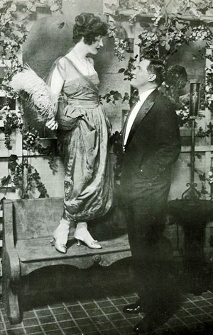 Oh, Lady! Lady!! - Segal and Randall as Mollie and Bill
