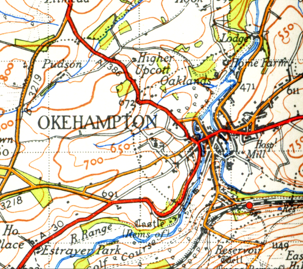 Okehamptonmap 1946