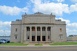 Oklahoma City OK First Church Christ Scientist (Front) (Taken 20120926).jpg