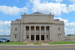 First Church of Christ, Scientist (Oklahoma City) United States historic place