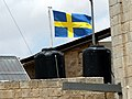 Old Jerusalem Swedish flag P1050684.JPG