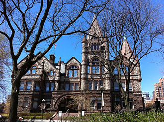 Harold & Kumar Go to White Castle - Image: Oldvic victoriacollege toronto